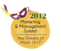 PILMMA's Spring 2012 Marketing and Management Summit