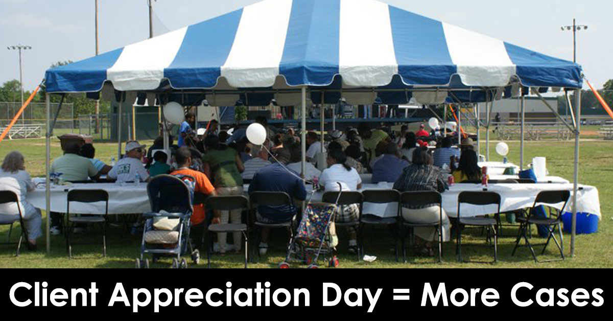 Why Client Appreciation Days Are Great For Business
