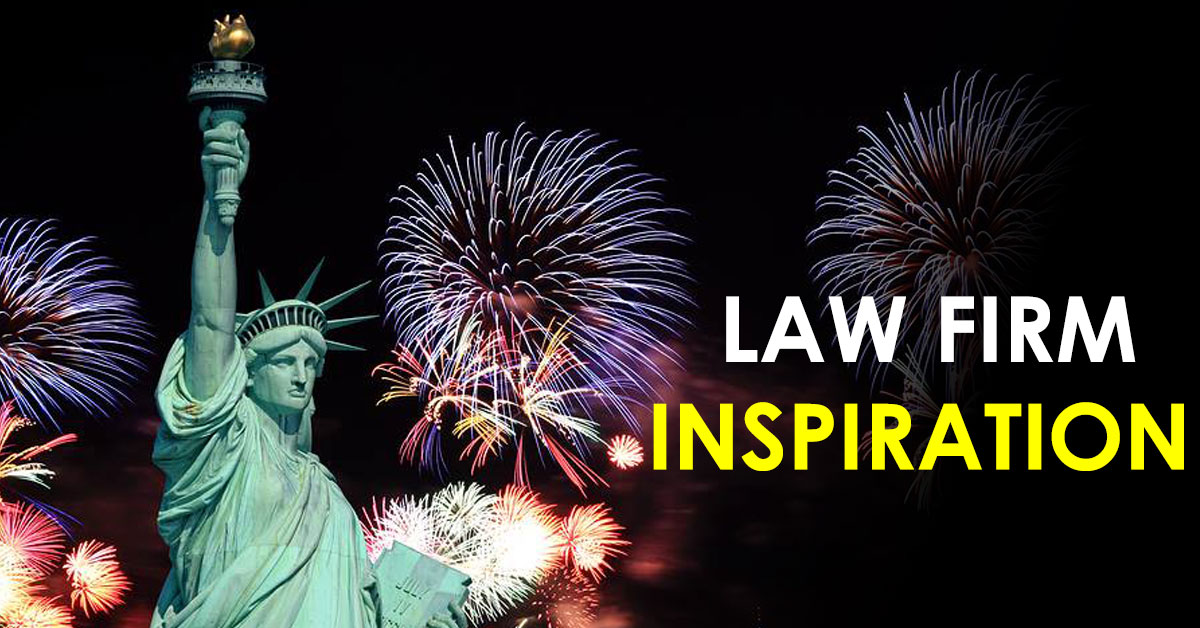 Inspire Your Law Firm On Independence Day