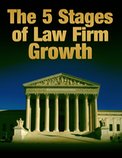 5 Stages of Law Firm Growth