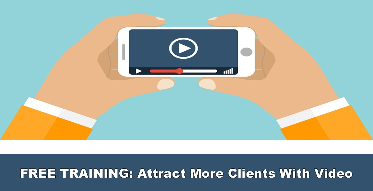 FREE TRAINING: 10 Ways to Attract New Clients with Legal Video w/ Michael Mogill