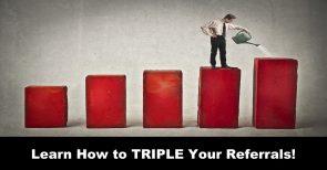 PILMMA - Triple Your Referrals