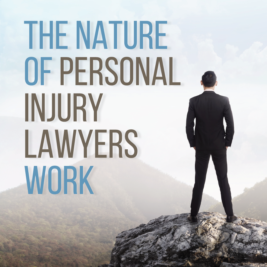 The Nature of Work by Barney Barnhard