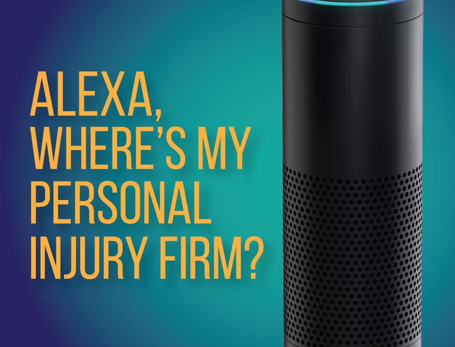 Alexa, Where's My Business? by Rachel Harmon