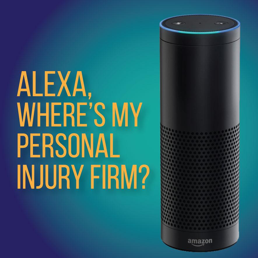Alexa, Where's My Business? by Rachel Harmon
