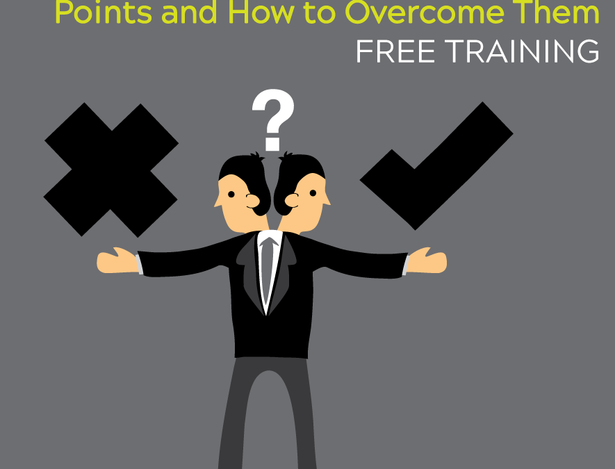 Your Law Firm's 7 Sticking Points and How to Overcome Them with Ken Hardison