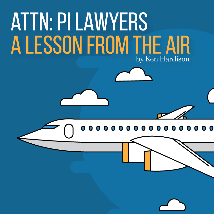 Learn From the Airlines: Don't Tank Your Law Firm's Reputation with a Single Screw-up