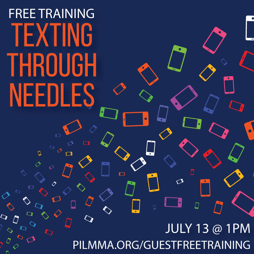 FREE TRAINING: Texting Through Needles: Efficiency on Another Level with Drew Murr