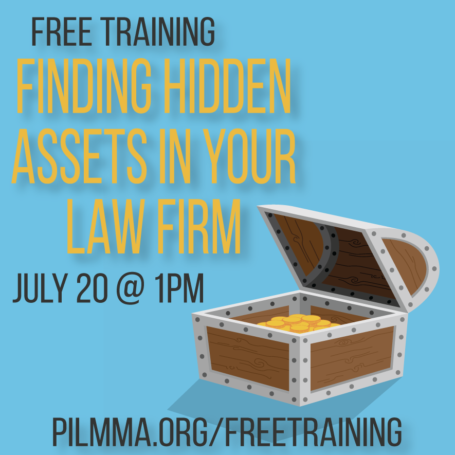 FREE TRAINING: Finding Hidden Assets in Your Law Firm with Ken Hardison