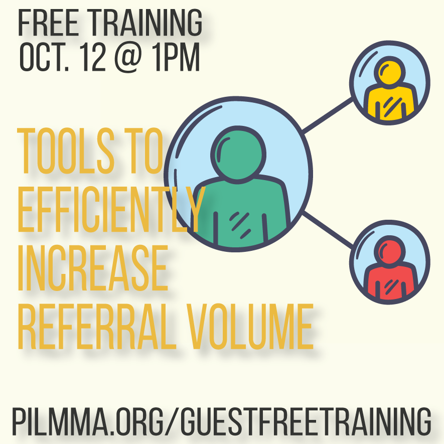 FREE TRAINING: Tools to Efficiently Increase Referral Volume with Ryan Anderson of Filevine