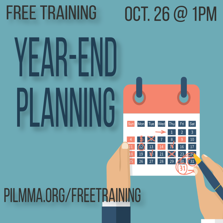 FREE TRAINING: Year-End Planning with Ken Hardison