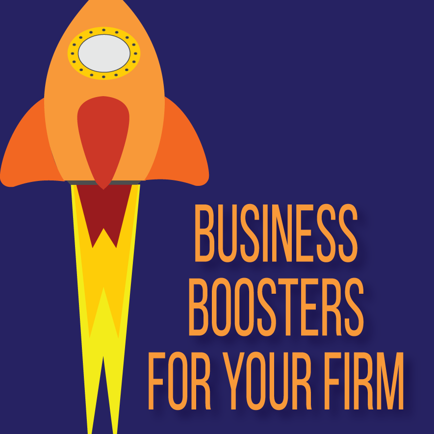 Five Business Boosters for Your Law Firm