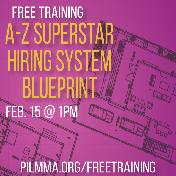 FREE TRAINING: The A-Z Superstar Hiring System Blueprint with Ken Hardison