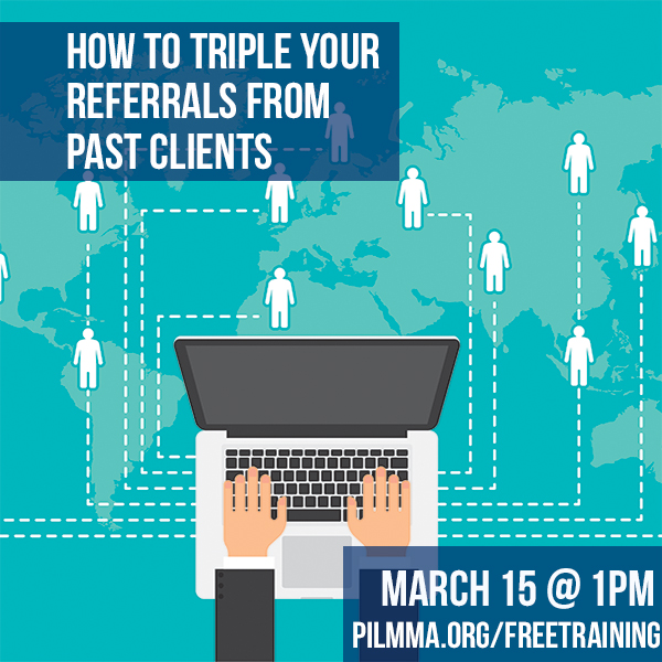 FREE TRAINING: How to Triple Your Referrals from Past Clients with Ken Hardison