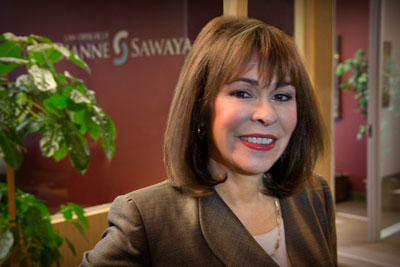 Personal Injury Lawyer Dianne Sawaya