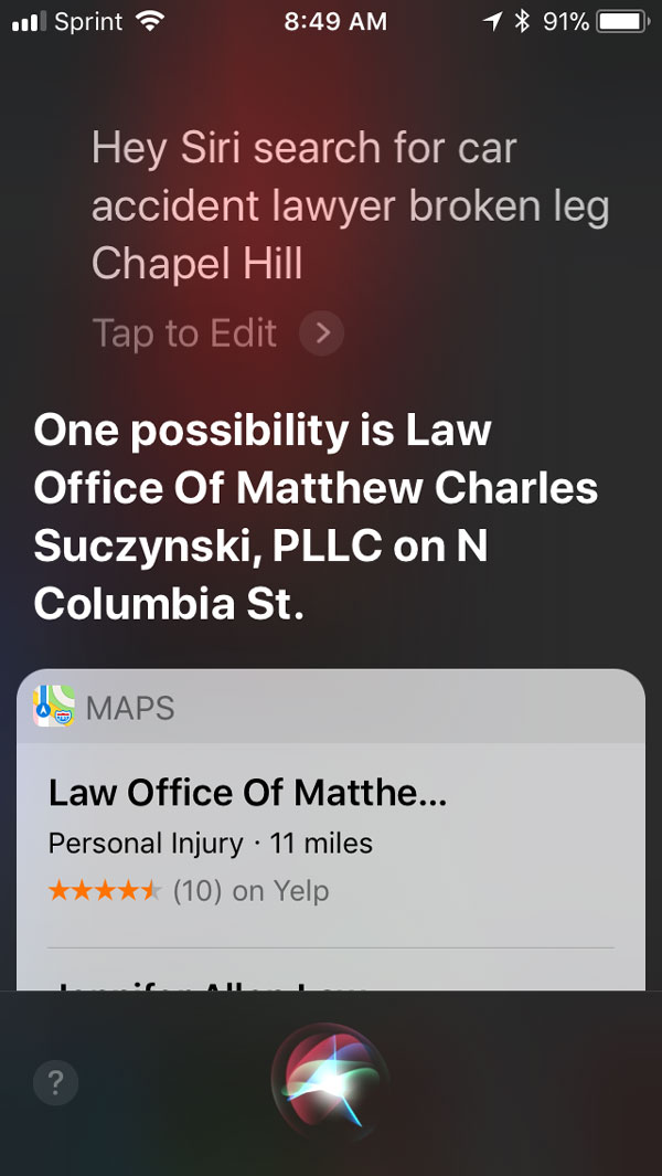 voice search, law firm voice search, law firm siri search, micro moments, law firm website content, web content for law firms, what type of content should i have on my law firm website, website marketing for law firms, local search