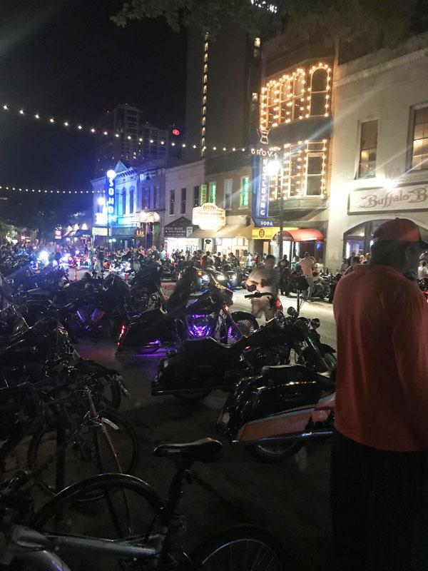 driskill hotel, republic of texas biker rally, pilmma, austin, tx, driskill lobby, lawyers in austin tx, bikers, bikers in austin tx, lawyer, car accident lawyer