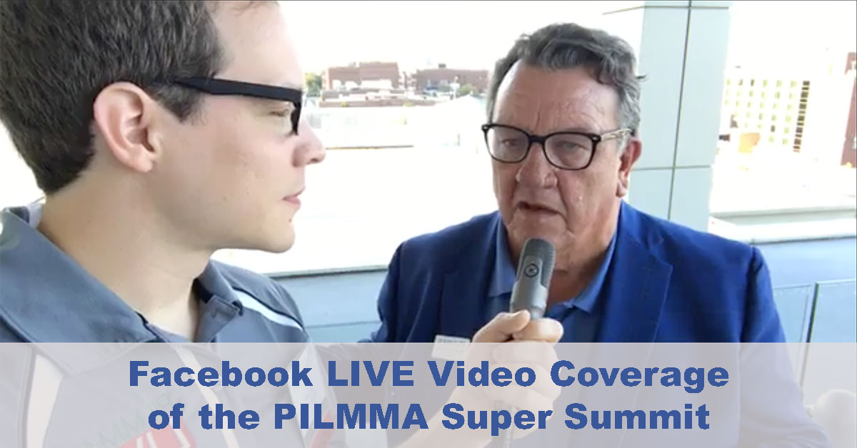 PILMMA Super Summit Facebook Live Videos