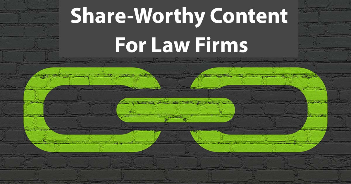 Link Building Strategies: Creating Linkable Content for Law Firm Websites
