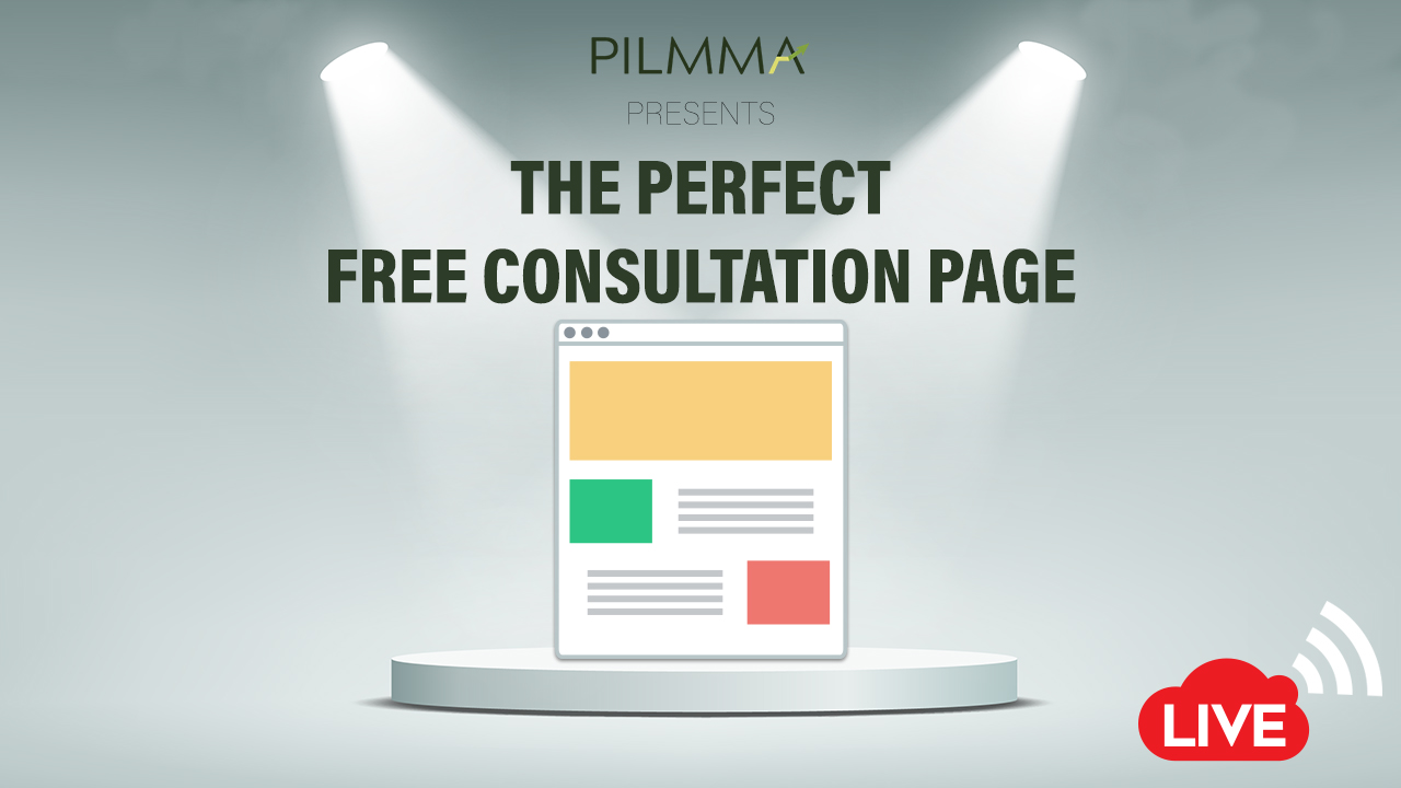[LIVE] The Perfect Free Consultation Page