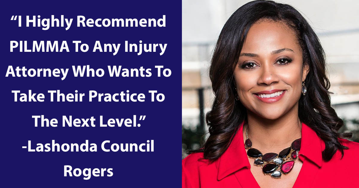 Testimonial Tuesday:  Lashonda Council Rogers!