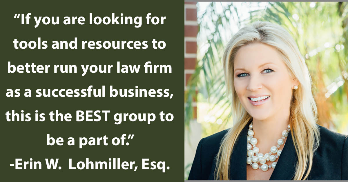 Testimonial Tuesday: Erin W.  Lohmiller!