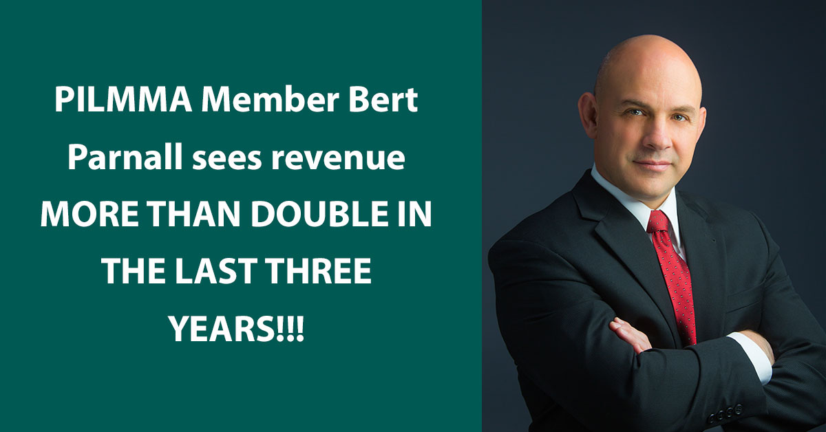 Testimonial Tuesday: Bert Parnall!