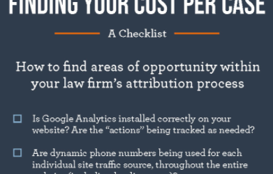 Essential questions to lower your firm's cost per case