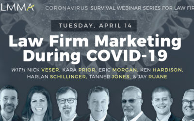 Coronavirus Survival Webinar Series: Law Firm Marketing During COVID-19