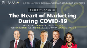 The Heart of Marketing during COVID-19
