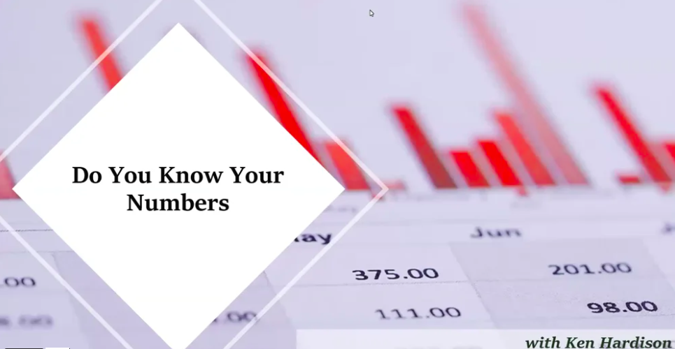 Do You Know Your Numbers