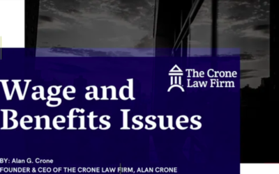 Mining Your Client List for Wage and Hour Cases with Alan Crone