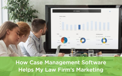 How Case Management Software Helps My Law Firm's Marketing, by James Farrin