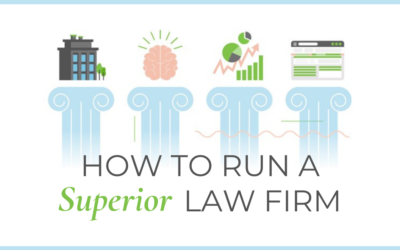 The 4 Pillars Needed to Build and Run a Superior Law Firm