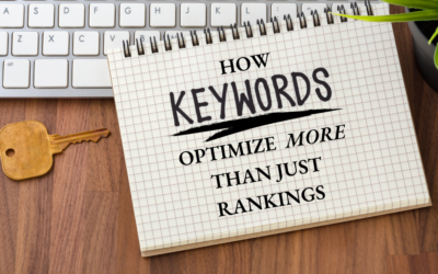 How Keywords Optimize More Than Just Rankings
